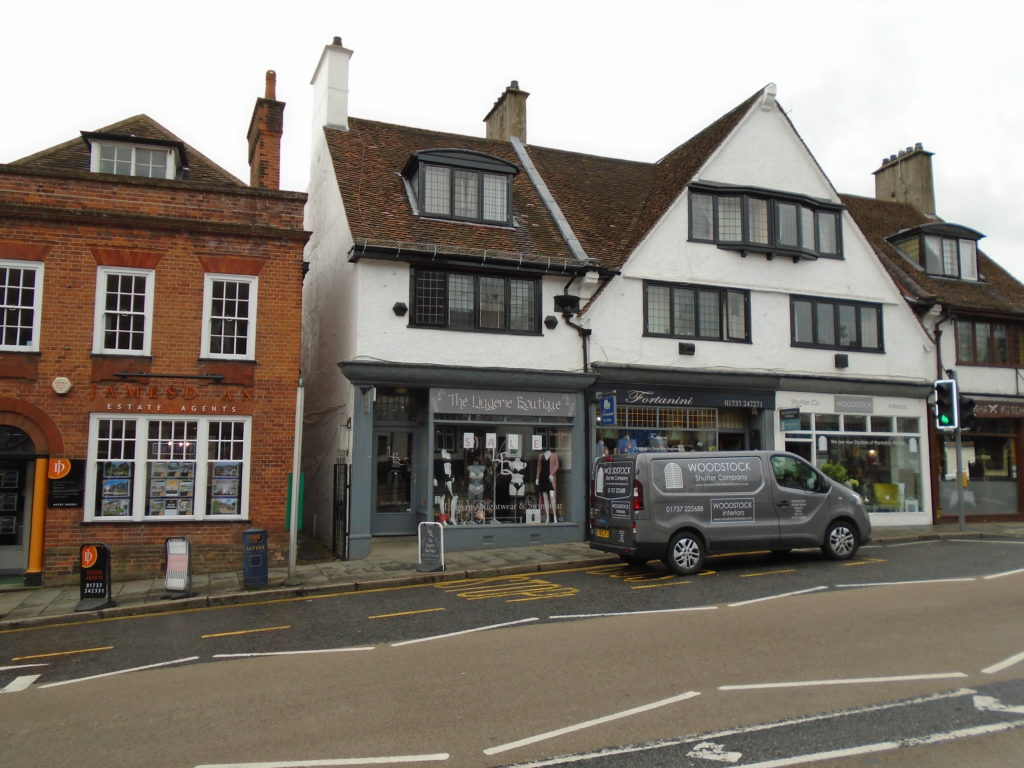 High Street, Reigate – New Lease to Let