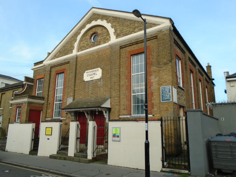 FREEHOLD CHAPEL FOR SALE, WEST STREET, CROYDON