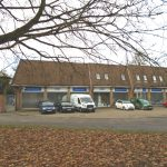 Modern B1 Light Industrial Building with Parking in Chipstead