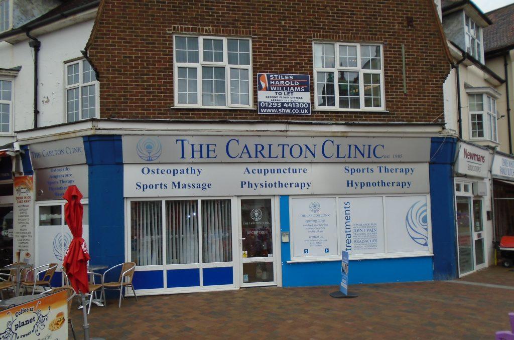 Town-centre shop unit To Let