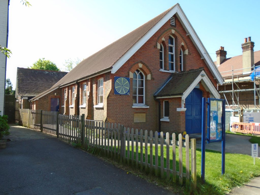 Subud Hall, Allingham Road, Reigate, Surrey RH2 8HX – Detached D1 Building For Sale