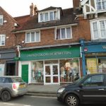86 HIGH STREET, REIGATE – LOCK UP SHOP & FLAT TO LET ON NEW LEASE