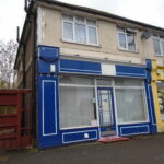 GROUND FLOOR LOCK-UP SHOP/OFFICE (531 SQ FT ) TO LET ON NEW LEASE   48 Nutfield Road, Merstham, Surrey RH1 3EP