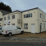 REFURBISHED OFFICES CLOSE TO TOWN CENTRE TO LET ON NEW LEASES WITH GOOD PARKING RATIO. GROUND FLOOR: 1,662 SQ FT: RENT £24,500 p.a. FIRST FLOOR: 1,718 SQ FT: RENT £25,340 p.a. 1 Norbury Road, Reigate. RH2 9BY