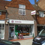 TOWN CENTRE LOCK UP SHOP APPROX 1058 SQ FT WITH PARKING SPACE – TO LET ON NEW LEASE £23,500 PER ANNUM EXCLUSIVE – 35 CHURCH STREET, REIGATE RH2 0AD